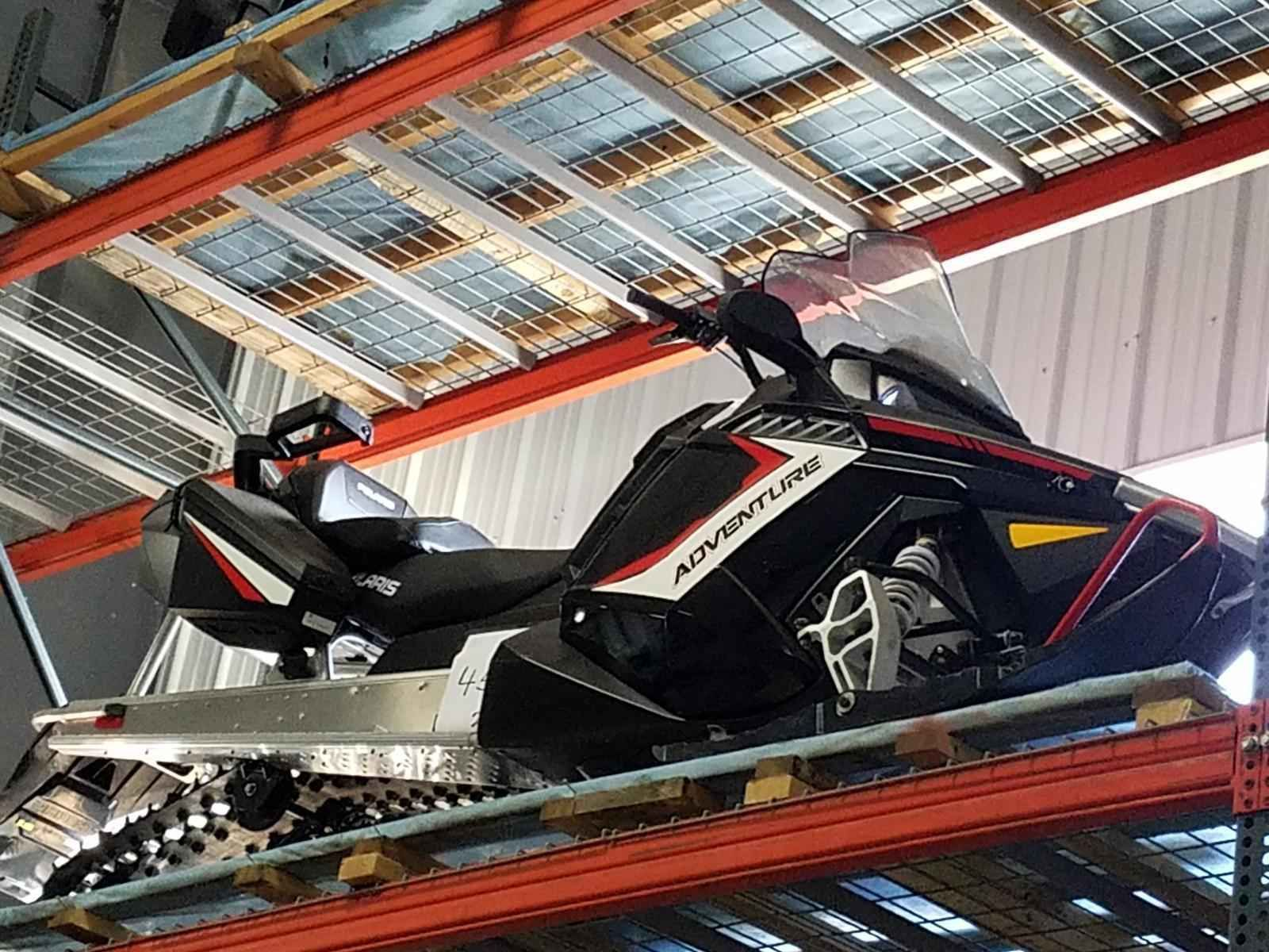 New 2016 Polaris 550 INDY Adventure 144 Snowmobile For