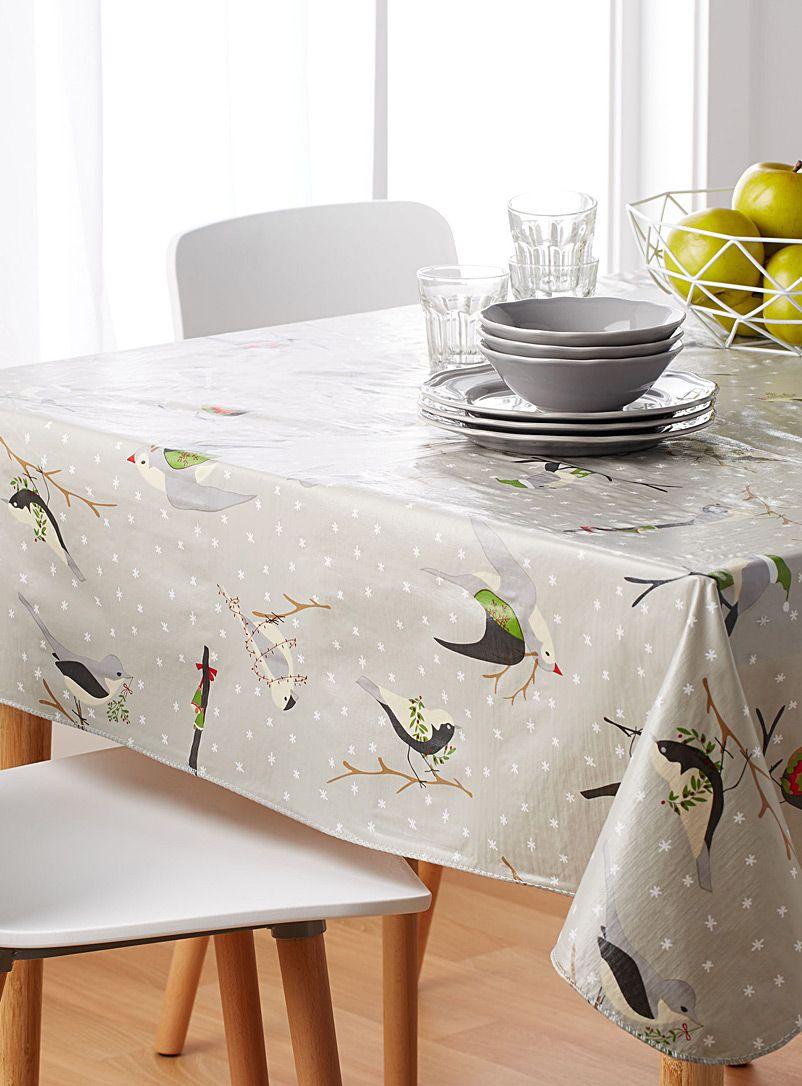 Postcard vinyl tablecloth Vinyl tablecloth, Table cloth