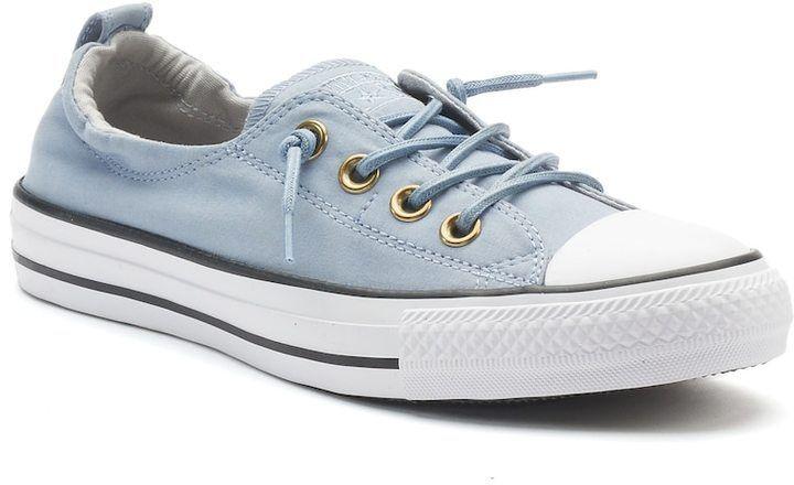 Converse Women s Chuck Taylor All Star Shoreline Peached Canvas Sneakers 52133ad0e