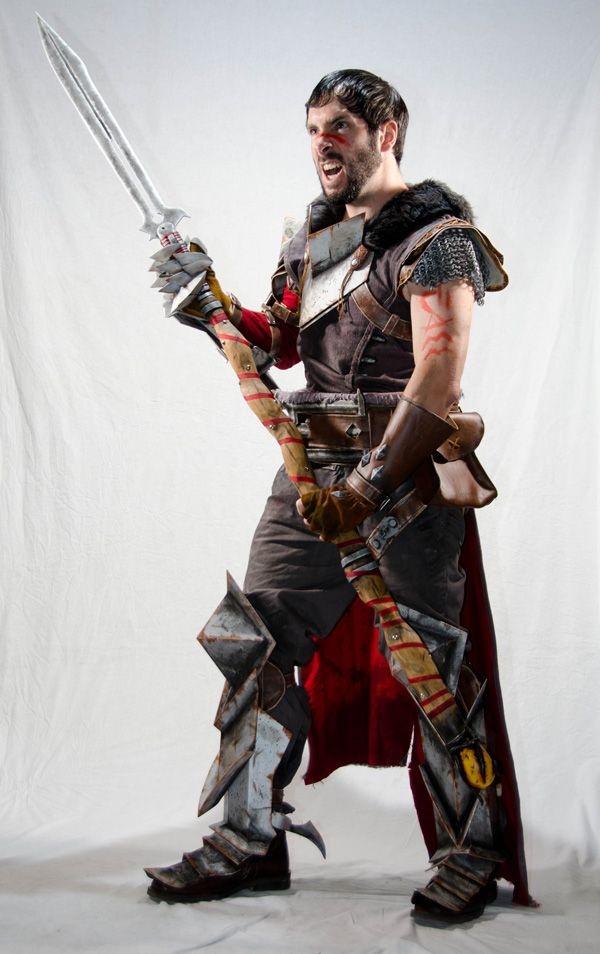 Dragon Age 2: Hawke by Punished Props | All Pinns Dragon Age