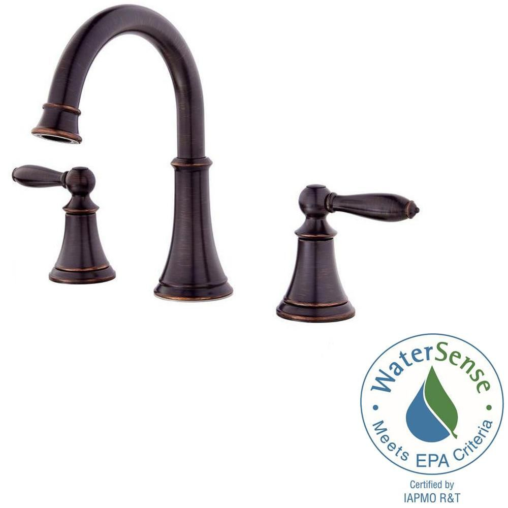 Pfister Courant 8 Inwidespread 2Handle Bathroom Faucet In Simple Pfister Bathroom Faucet Inspiration