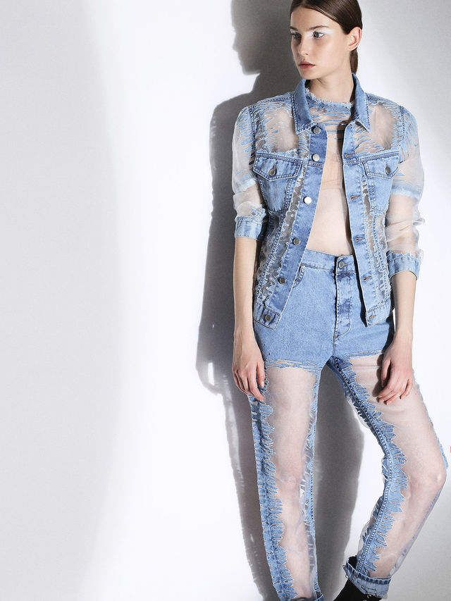Photo of Denim transparent – Estilo Próprio By Sir Denim transparent,