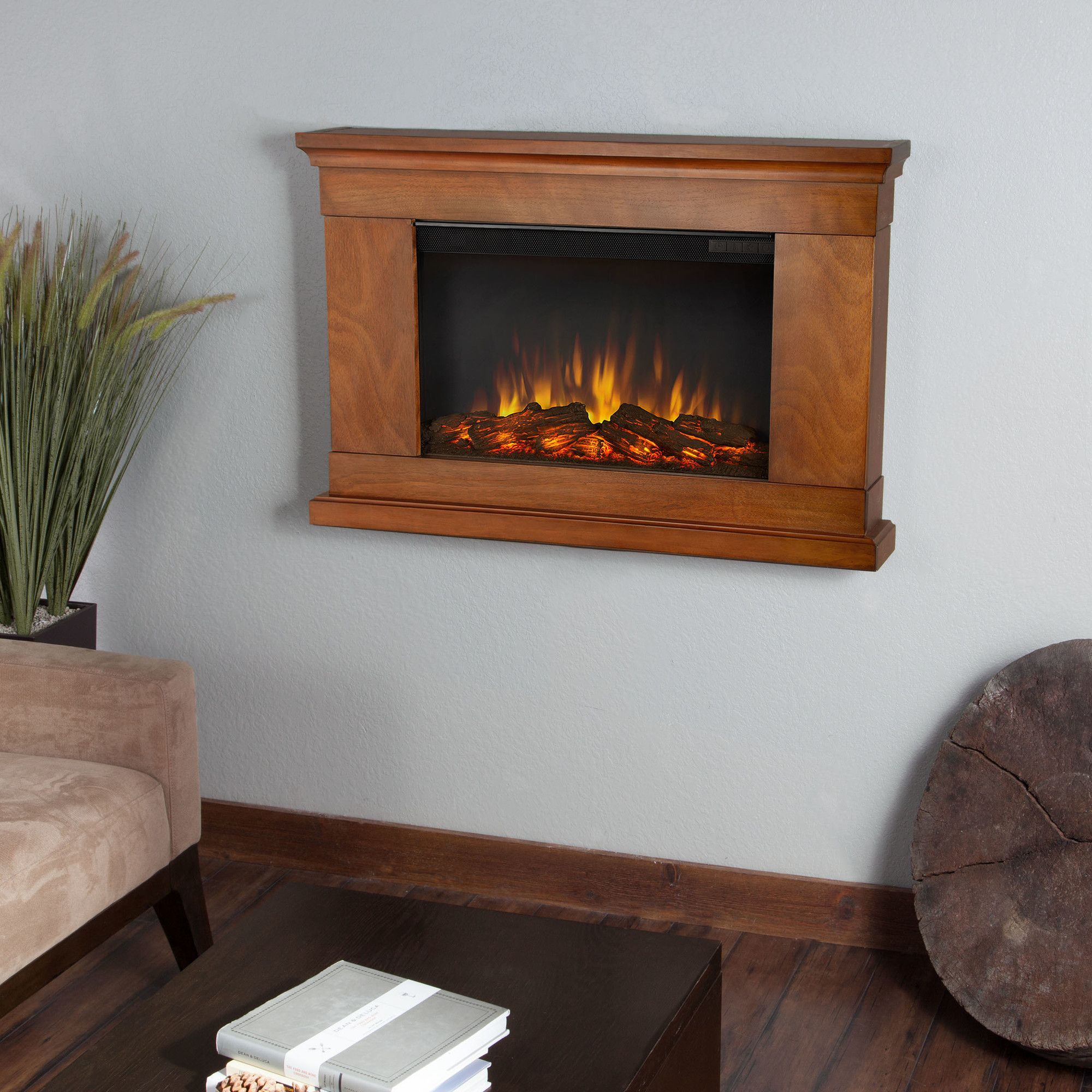 Ordinary Slim Wall Mount Electric Fireplace Part - 11: Slim Wall Mount Electric Fireplace