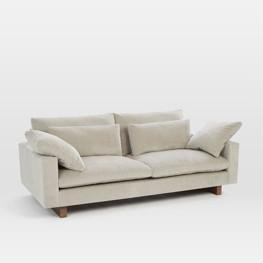 Harmony Sofa 76 Sofa Mid Century Sofa Comfortable Sofa
