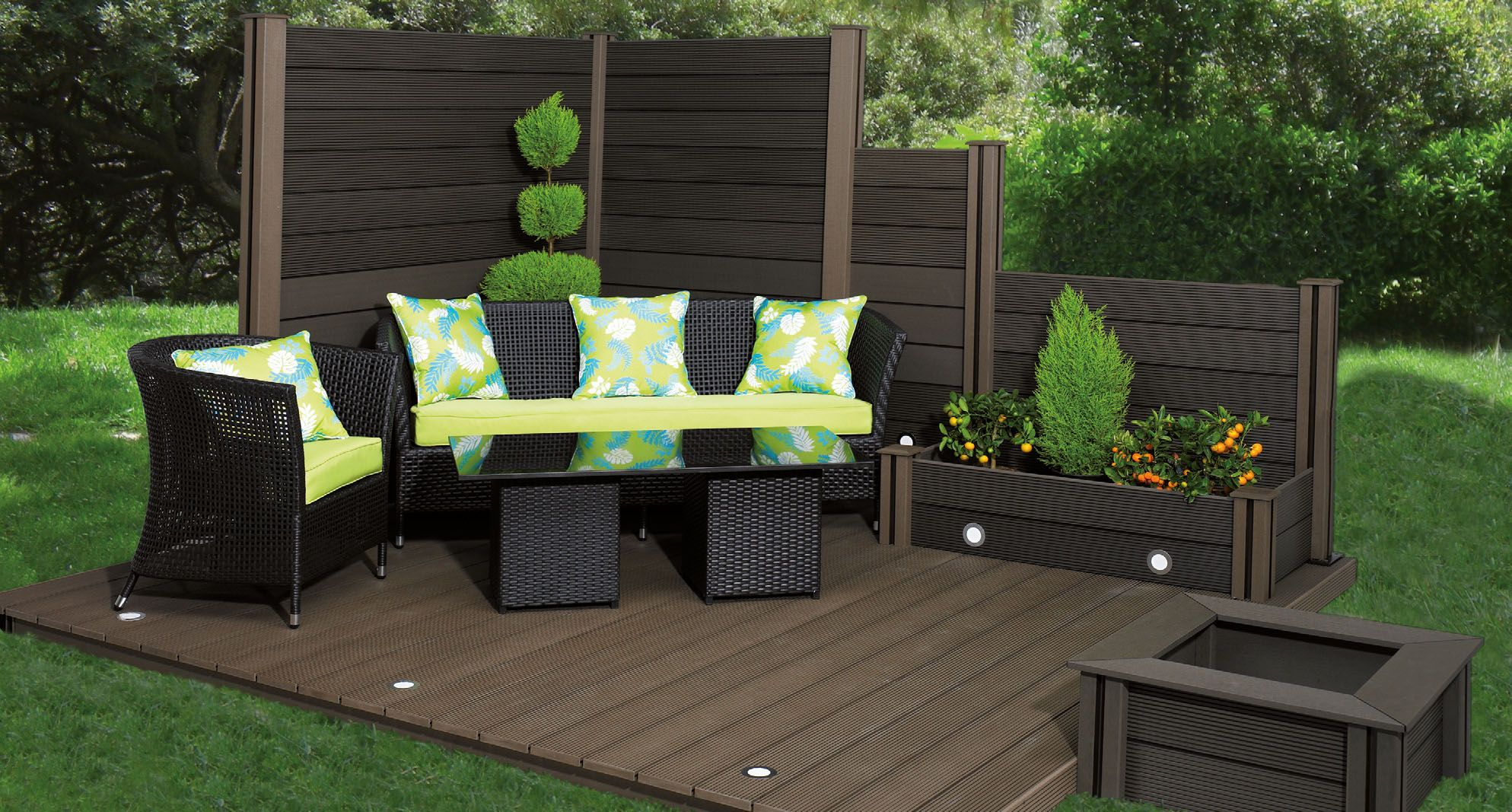 pin von martin kleine auf garten garten terrassendielen und wpc terrassendielen. Black Bedroom Furniture Sets. Home Design Ideas