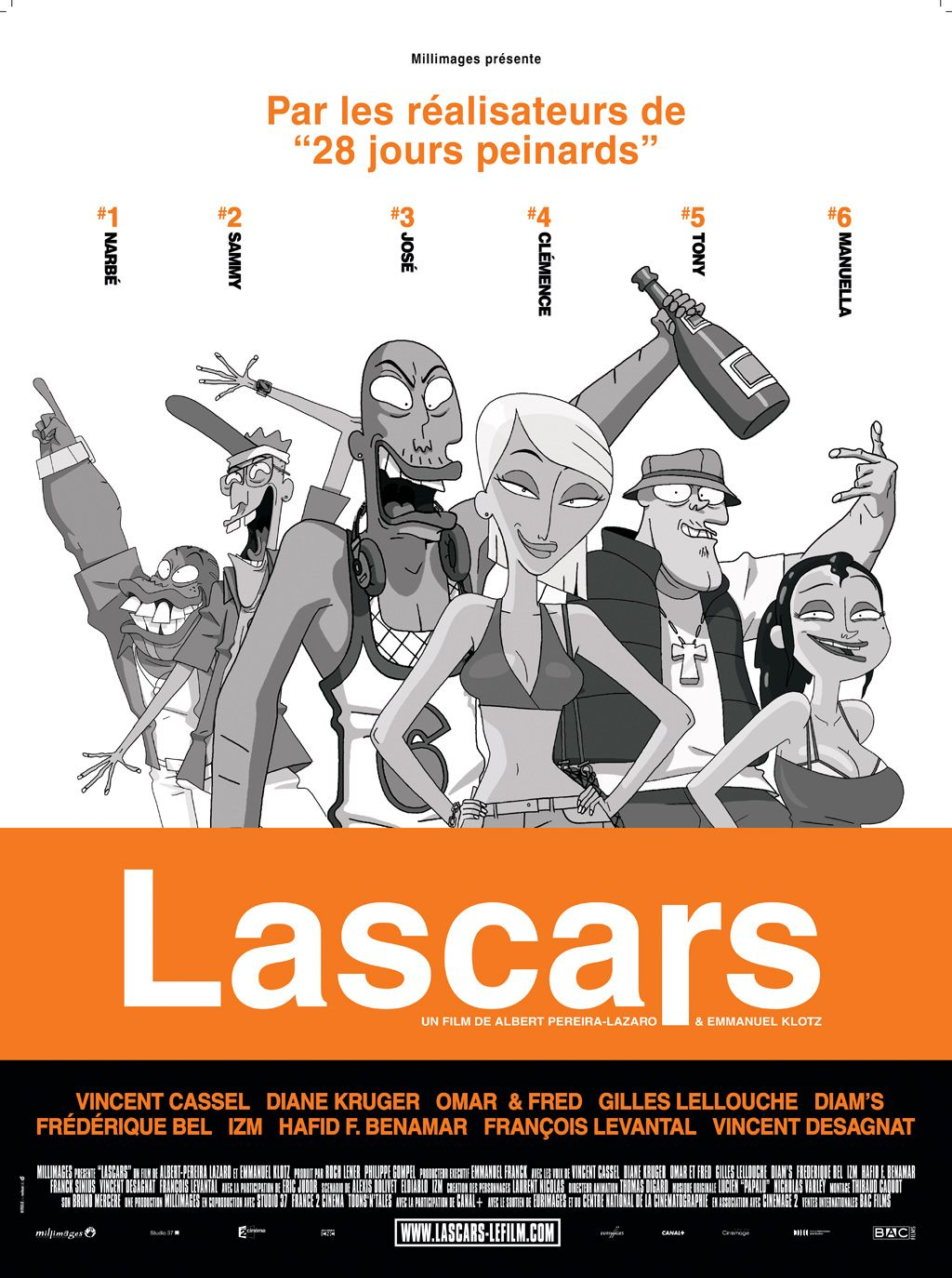GRATUIT 2009 LES LASCARS LE TÉLÉCHARGER FILM