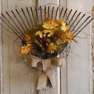 50 Rustic Fall Decor Ideas #falldecorideas