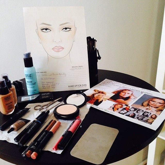 Have a glance at this 70's California Beach Beauty look inspired by Lauren Hutton. #makeupforever