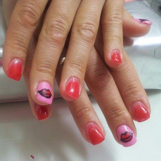 labios nails