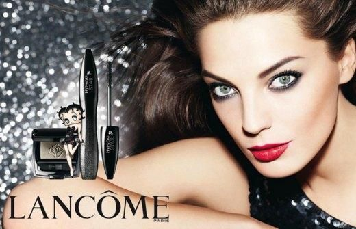 Lancome Resurrects Betty Boop
