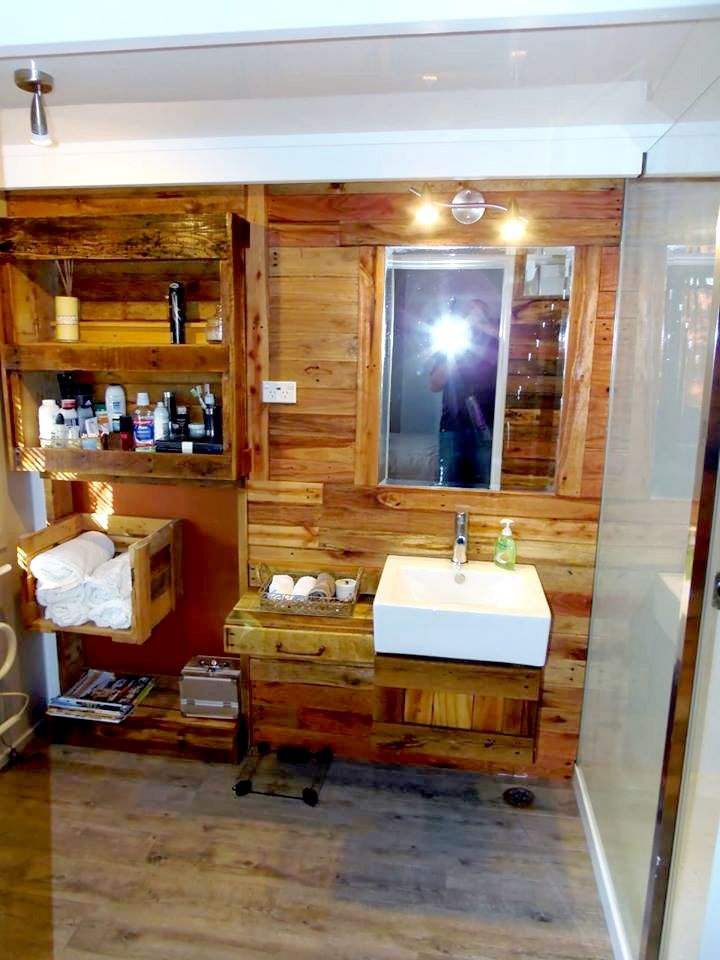 We Have Shared Here In Shape Of These DIY Inspiring Wooden Pallet Projects And Ideas Are Full Creativity Sure To Get You