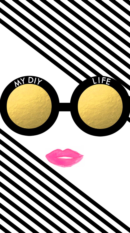 My DIY Life tjn Iphone wallpaper glitter, Hipster wallpaper