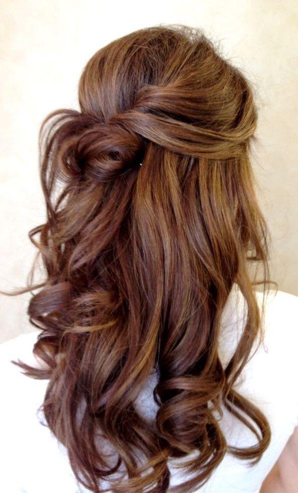 Long Curly Hairstyles Tumblr | Haircuts | Pretty hair | Pinterest ...