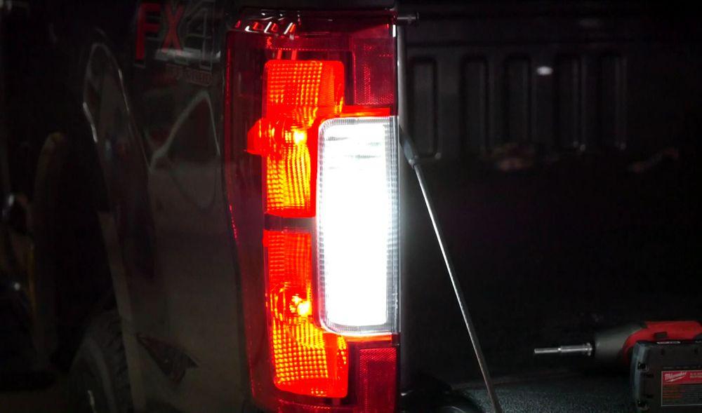 2018 F150 Led Backup Lights