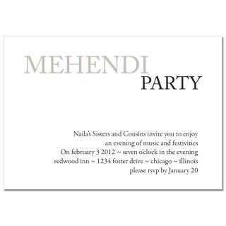 wording for mehndi invitation - Google Search | Wedding Venues ...