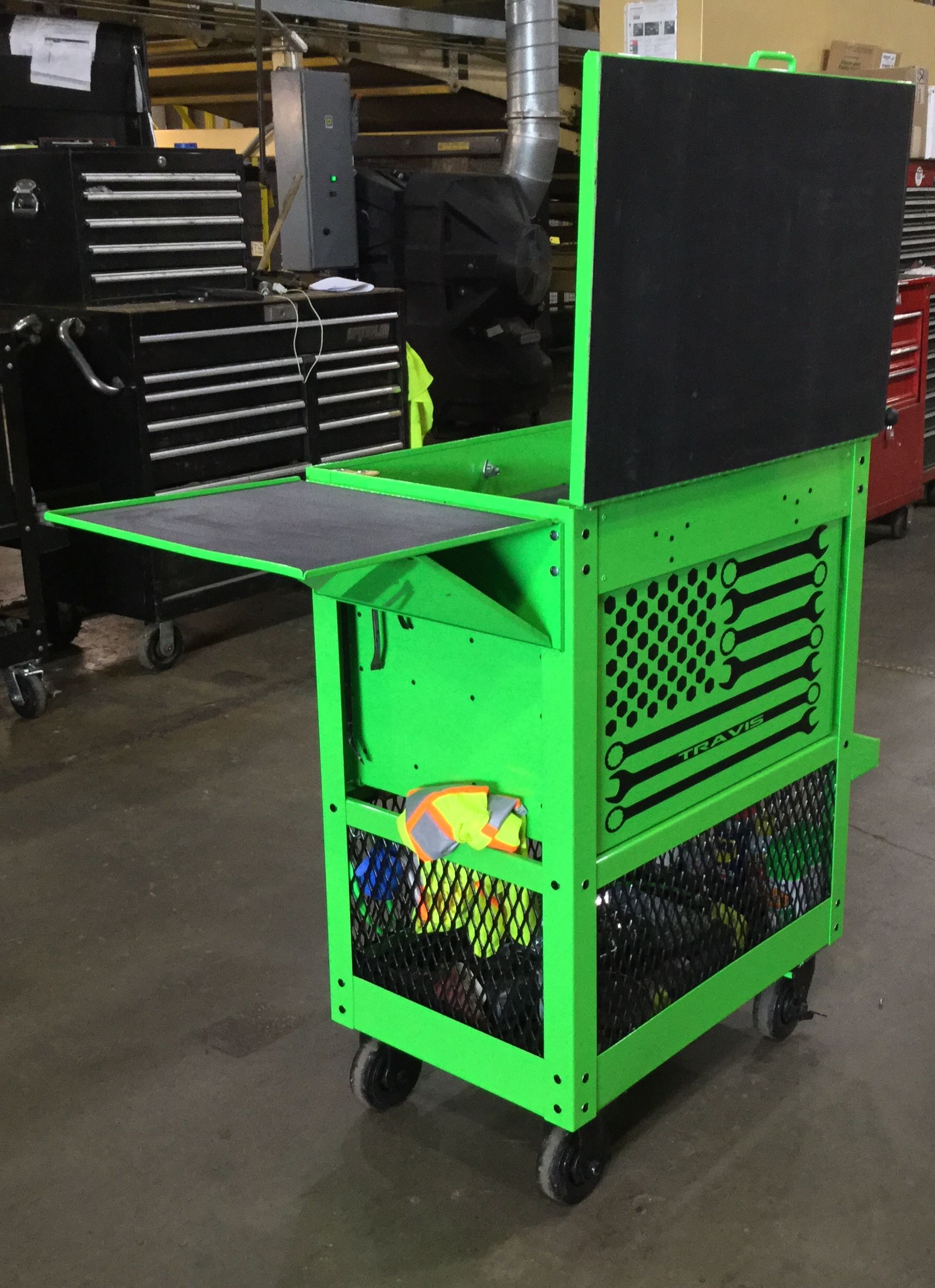 Tool Chest For Cris Harbor Freight Tool Box Cabinet Tool Box Tool Cabinet
