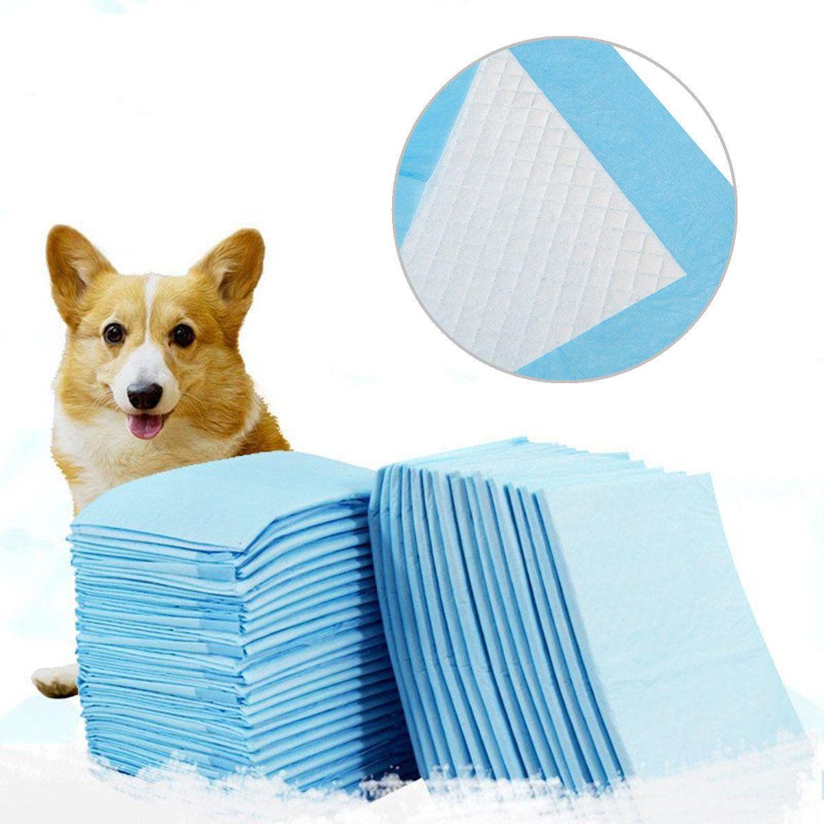Pet Indoor Training Dog Puppy Pads Super Absorbent Cat