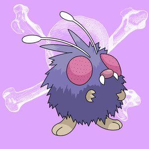 Pokemon #48- Venonat