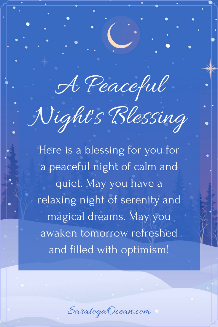 Here is a special blessing for you to feel peace in your heart tonight. Let  the angels shine a gentl… | Good night prayer, Good night messages, Good  night blessings