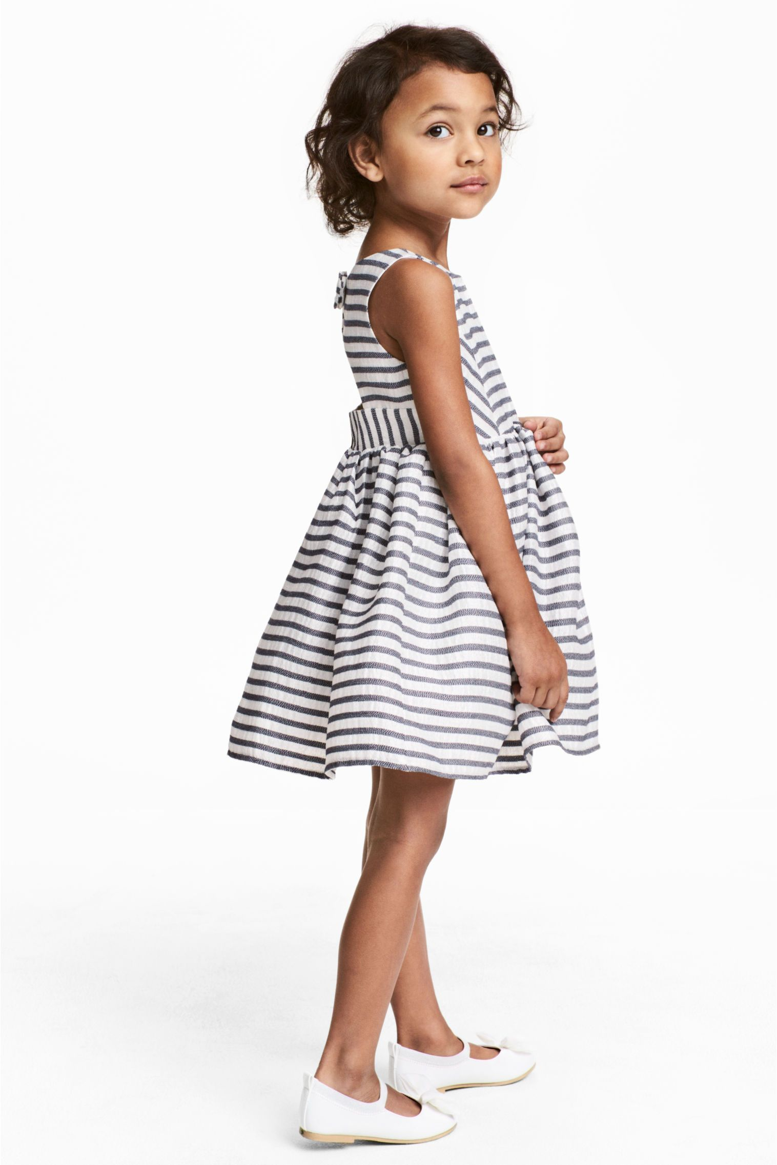 Vestido de rayas | ชุดลายทาง | Pinterest | Vestido de rayas, La ...