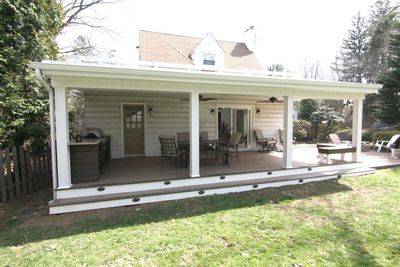 Spring has sprung and now is the time to make a change for the better. Take a look at one of our recent projects - an outdoor living area that is so beautiful and will provide years of enjoyment for this Abington family!