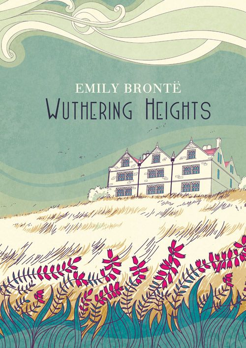 Wuthering Heigths affiche on PemberleyPond's Etsy