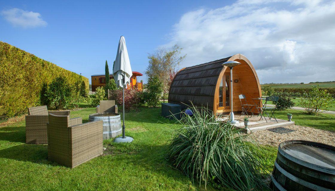 Domaine des vigneres, logement insolite, pod, http://www.bullelodie.com/2015/06/et-si-on-preparait-les-grandes-vacances.htmlbullelodie