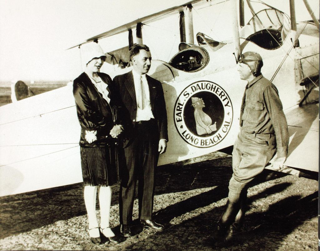 11 thoughts on the golden age of the national air races - Dole Air Race 1927