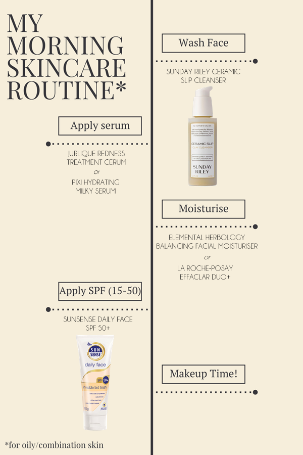 My Morning Skincare Routine Makeup Savvy Skin Care Morning Skin Care Routine Skin Care Routine