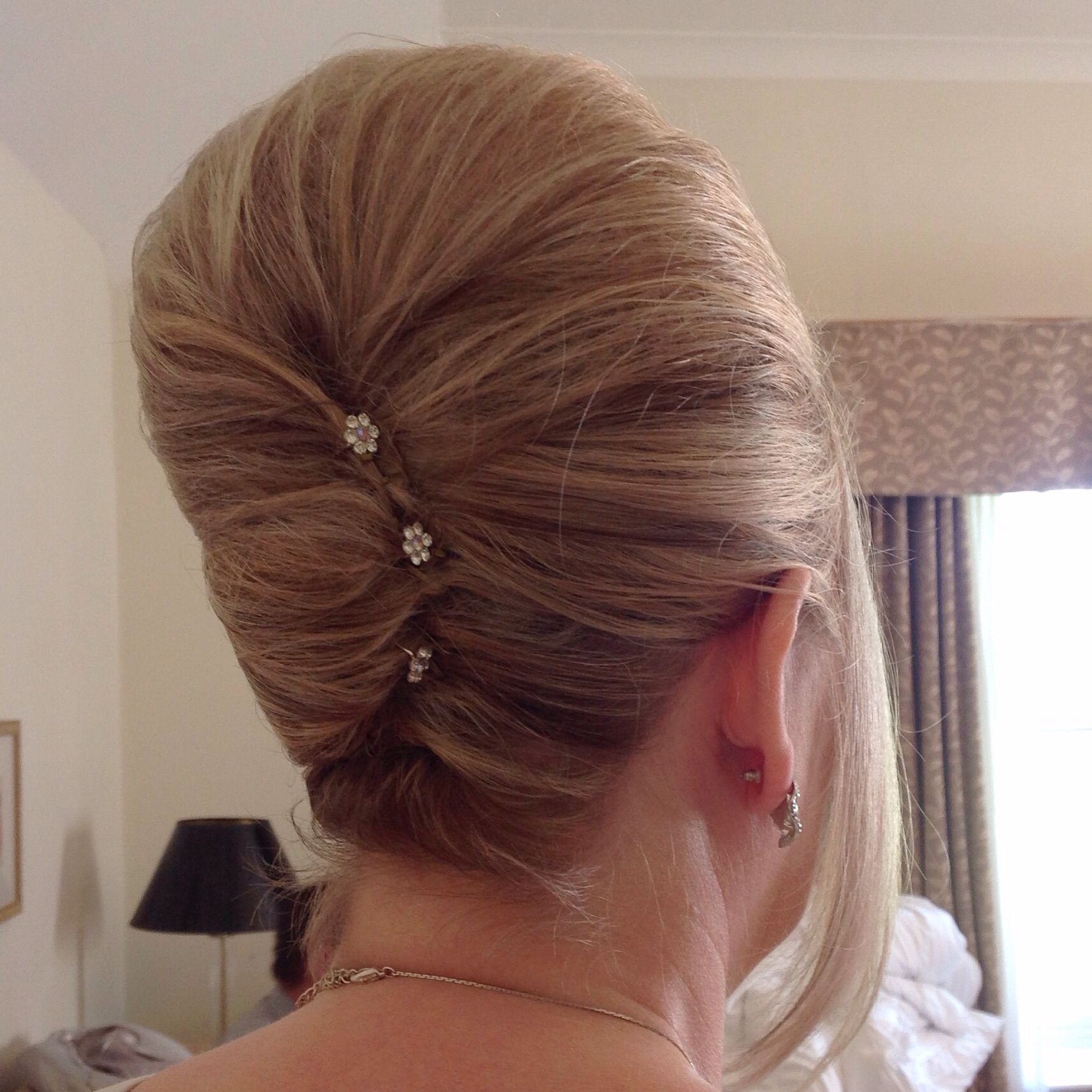 Beehive Hairstyles For Wedding: Beautiful Blonde Beehive Hair Style, Ideal For A 60's