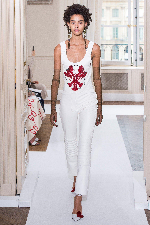 Schiaparelli Fall 2017 Couture Fashion Show | fashion 2017 ...