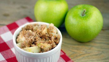 Granny Smith Apple Crisp