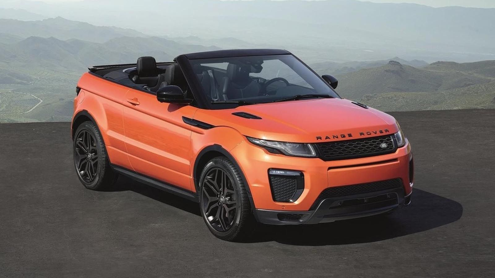Win A Range Rover Evoque Convertible Si4 Hse Dynamic Ticket Price