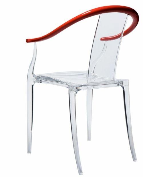 Chaise Transparente Starck: 20 Idées De Chaise De Design Esthétique Et Fonctionnel