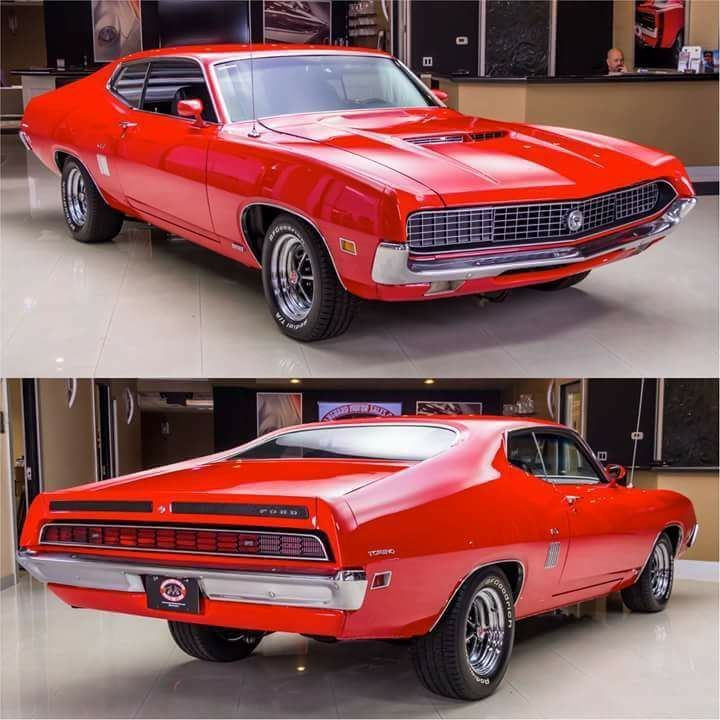 Mostly Mopar Muscle In 2020 Ford Torino Classic Cars Retro Cars