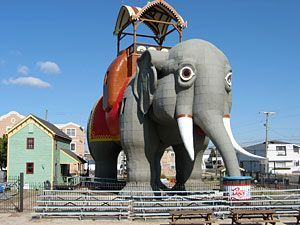 Wacky Roadside Attractions In States Margate Nj Margate - 50 states in famous landmarks
