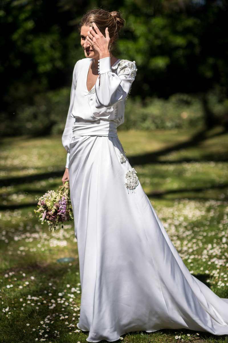 La boda de Patricia y Rodrigo en Madrid   Casilda se casa ...