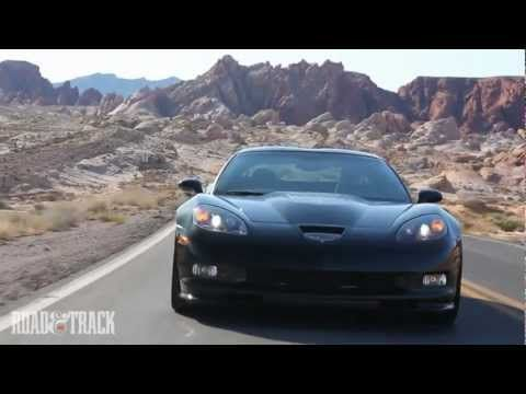 Corvette Fever Road Track 2012 Corvette Review Of C6 Z06