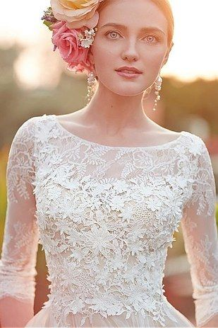 17 Vintage-Style Wedding Dresses That Cost Less Than $500 | Vintage ...