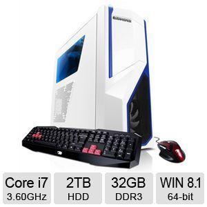 iBUYPOWER TD733XLC Gaming PC - stores.newtekpc