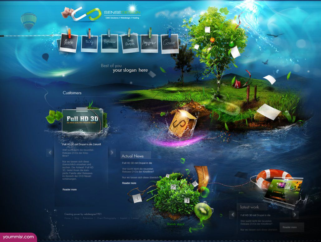 Great Website Design Ideas 40 cool website design ideas you should check you the designer great website design ideas Find This Pin And More On Web Design