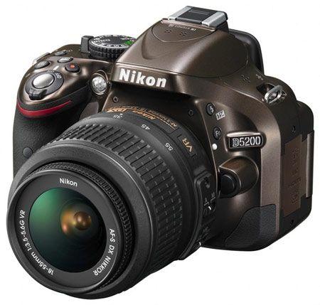 Nikon D5200 Скачать Инструкцию