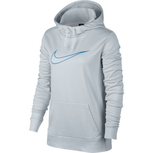 nike swoosh training hoodie