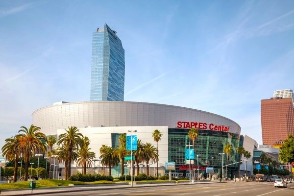 The Los Angeles Clippers Have Proposed A New Stadium Alongside The New Nfl Stadium In Inglewood Ca Visit Neighborhoods Com Downtown Downtown La Places To Go