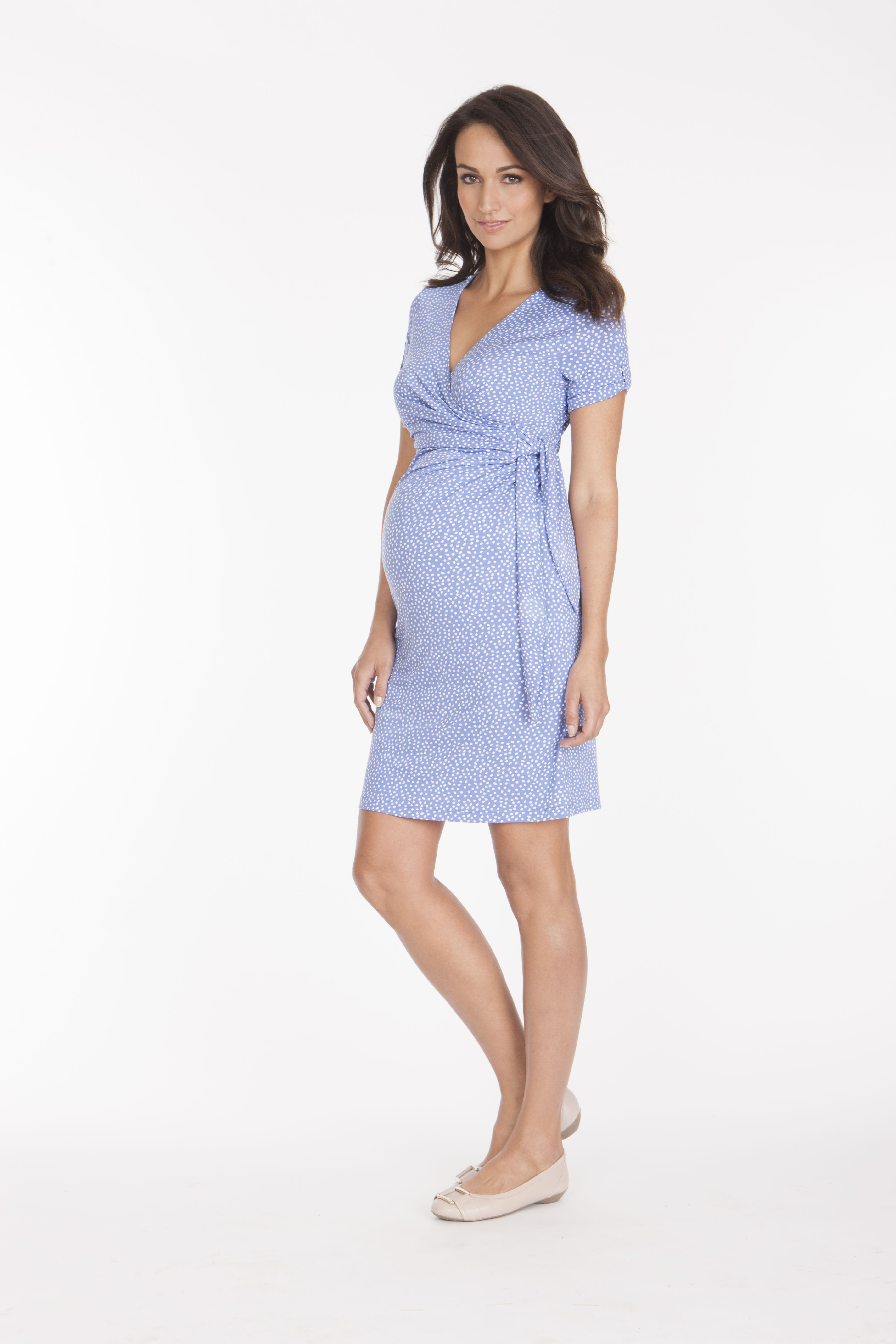 Perfect for a baby shower or any occasion Worn by Kate