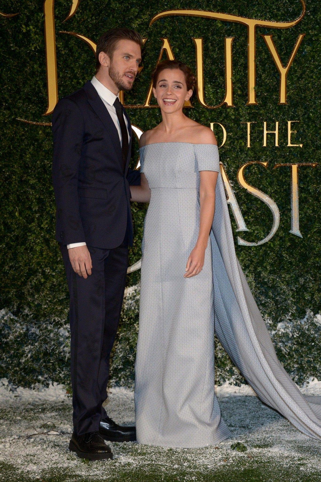 Emma Watson and Dan Stevens Dan stevens emma watson, Dan