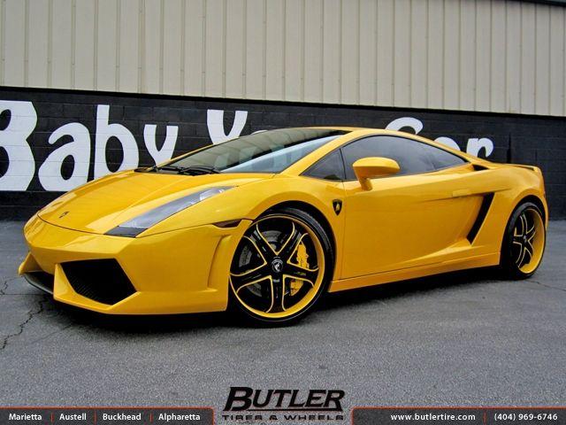 Lamborghini Gallardo With 20in Asanti Af167 Wheels Lamborghini Gallardo Buy Lamborghini Lamborghini