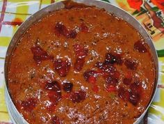 How to make jamaican christmas cake jamaican recipes jamaican rasmiquel shows his own style of making a jamaican christmas cake the same recipe can be used for a wedding cake as well forumfinder Gallery