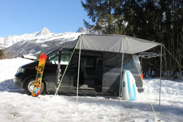 The Khyam Sun Canopy Is A Superb Addition To Any Campervan Motorhome Or Caravan