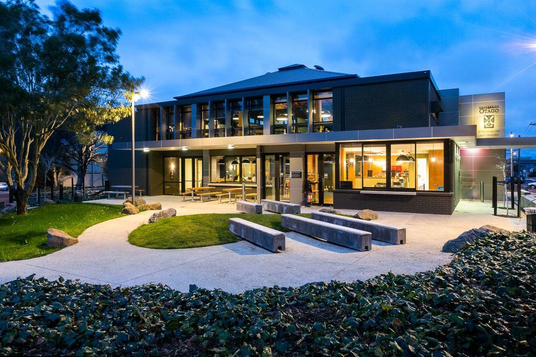 Marsh Study Centre University Of Otago Dunedin Archipro S